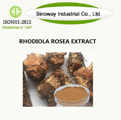 rhodiola rosea extract manufacturers